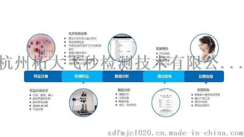 飞秒技术碳氢清洗剂成分检测