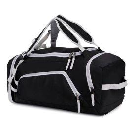 定制健身包 可背可拎包 旅行出游健身训练多功能手提包 篮球包