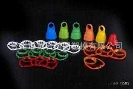 异形瓶盖 塑胶瓶盖模具 字母瓶盖模具 台州瓶盖模具