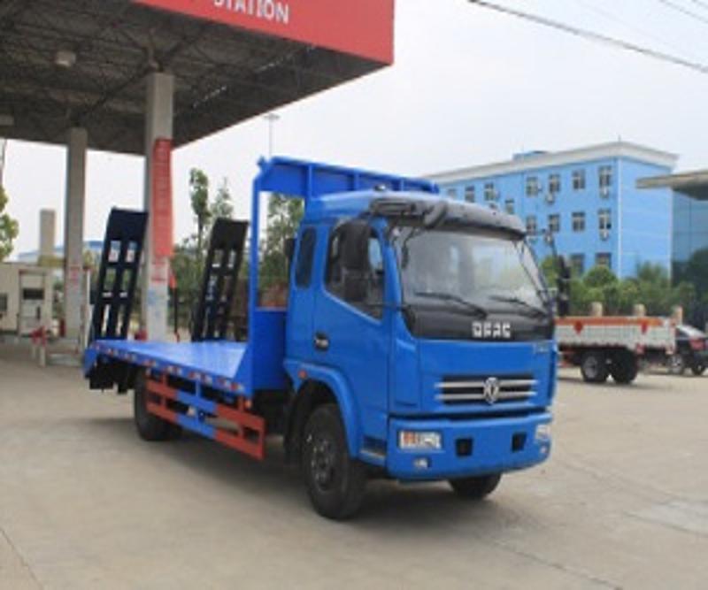 平板运输拖车|挖掘机平板运输车