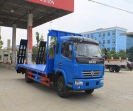平板運輸拖車|挖掘機平板運輸車