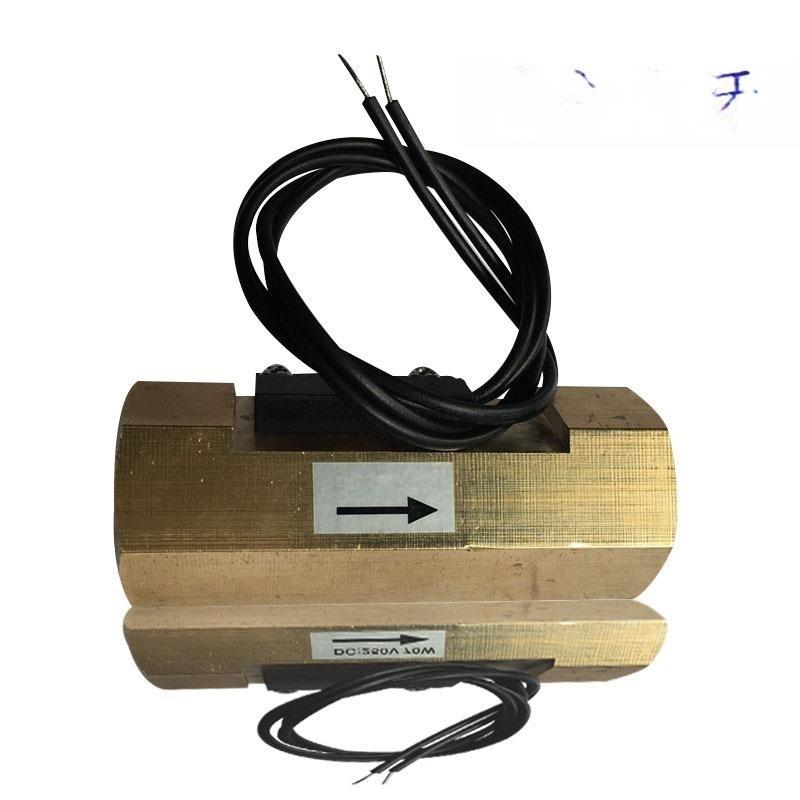 供應磁復位水流感測器水流量信號感應開關
