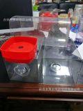 PET透明塑料酒盒,亚克力透明塑料罐,AS塑料杯模具