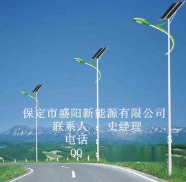 供应山西大同太阳能路灯/led小区庭院灯/道路照明灯