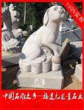 福建惠安石雕十二生肖厂家 石雕12生肖动物摆件 可定做