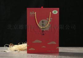 东旭山茶油定制包装礼盒 茶油包装盒 包装礼盒