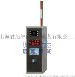 上海简易车牌识别道闸一体机