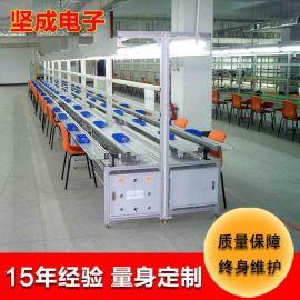 东莞生产线厂家 坚成电子铝型材插件流水线BLN18耐酸碱自动插件线