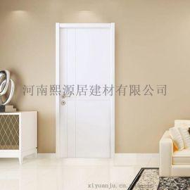 郑州厂家生产加工实木复合烤漆门室内门办公室木门