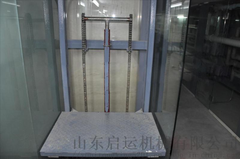 家用电梯现场测量 启运液压升降平台直销铜陵市芜湖市