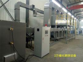 低温反应活性炭吸附脱附催化燃烧设备