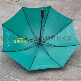 27寸雙槽鋼骨高爾夫傘