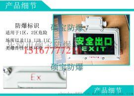 华中区域供应防爆安全疏散指示灯