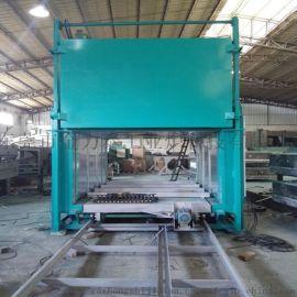 金力泰大型台车式铝合金时效炉