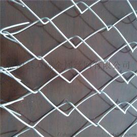 热镀锌勾花网厂家 护坡铁丝菱形网