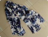 人棉花卉圍巾(XNL-N805)