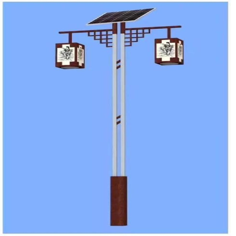 四川太阳能庭院灯,太阳能庭院灯,中晨太阳能庭院灯