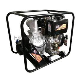 不用接市电的4寸柴油发电一体式水泵