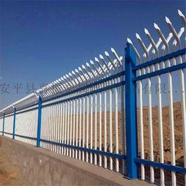 院墙铁栅栏@院墙锌钢护栏@锌钢护栏围栏