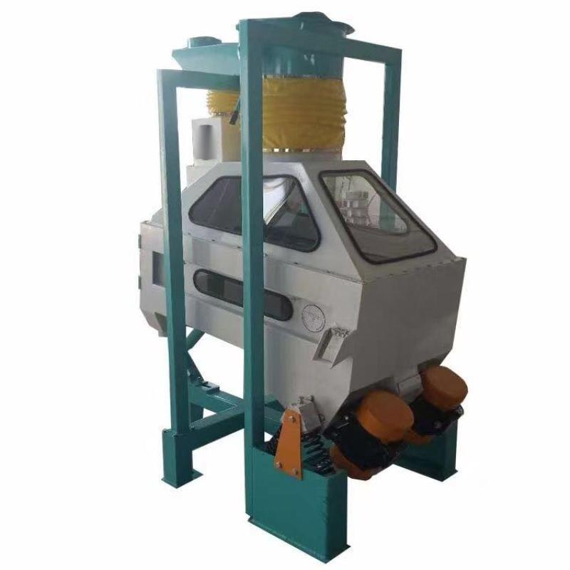 適用於糧食加工TQSF80型 藜麥去石機