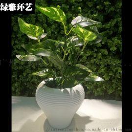 仿真植物墙材料生产厂家定做