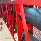 甘肃管式带状输送机 不锈钢输送机来图生产