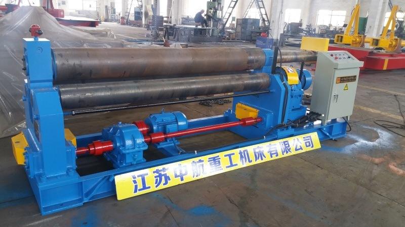 卷板機生產廠家銷售大型液壓卷板機