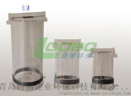 路博LB-800有机玻璃采水器
