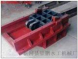 氣動鑄鐵閘門的分類,電液動平板閘門