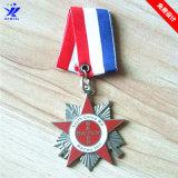 專業定製高端金屬琺琅獎牌鋅合金烤漆馬拉松異形獎章
