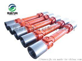 SWC-BH焊接型万向轴, 无锡十字万向联轴器厂家
