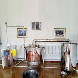 用雅大白酒酿酒设备如何烤酒速度快,酿酒设备厂家