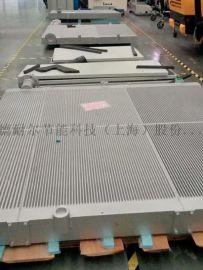 德耐尔空压机冷却器图片_风油冷却器型号供应厂家