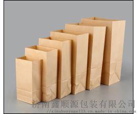 淋膜牛皮纸袋生产定制厂家