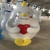 佛山玻璃钢动物雕塑厂家 大型动物雕塑定做