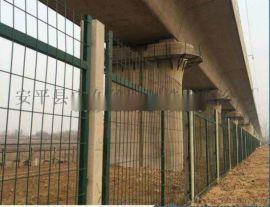 铁路框网现货高铁防护栏焊接道路护栏网 河道防护网