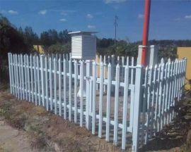 厂家直销园林绿化带塑钢护栏草坪护栏