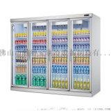 四门展示柜、超市柜、豪华展示柜
