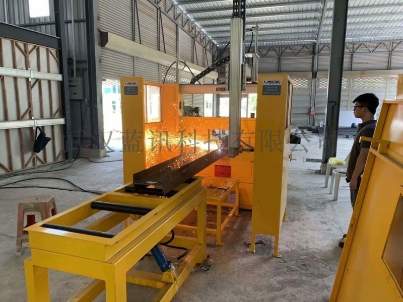 H型钢切断机 H型钢切割机价格厂家优惠