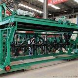 秸稈堆肥發酵翻堆機 全自動遙控翻耙機 價格適用範圍圖紙