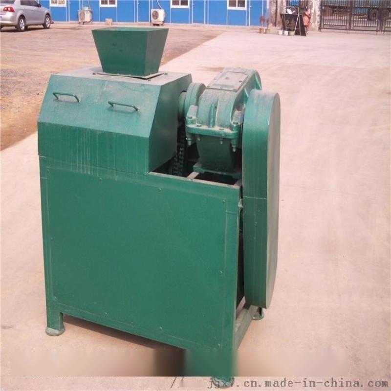 肥料挤压式造粒设备 化肥对辊挤压造粒机 对辊挤压造粒机的结构