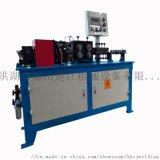 全自動銅管鋁管伺服調直切斷機 管類數控矯直開料機