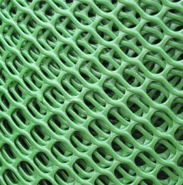 永乾绿色聚乙烯塑料平网