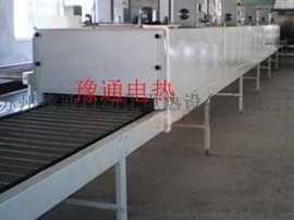 链条式传动、网带式传动隧道烘箱 隧道烘箱厂家