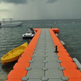 水上平台浮动码头 水上网箱养殖浮筒防风浪浮筒 老品牌浮筒生产厂家