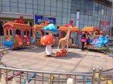 許昌佳禾遊樂大象火車DXHC-4C