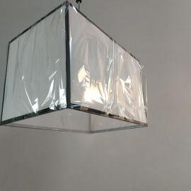 白色TC布落地灯吸顶灯平贴罩