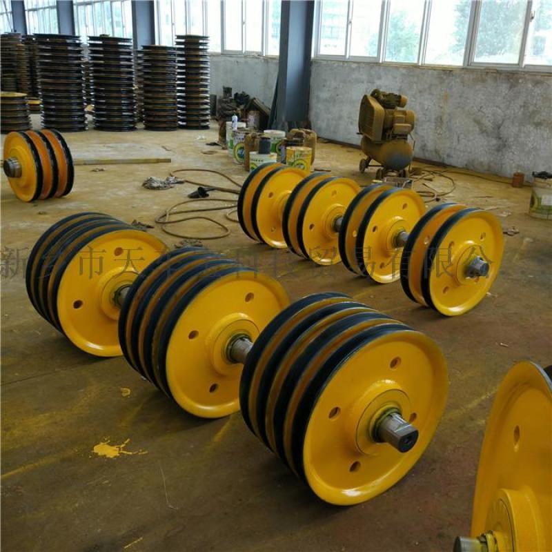 **20t加厚加筋板定滑轮组 热轧起重滑轮组