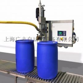 200升化工大桶灌装机液体灌装