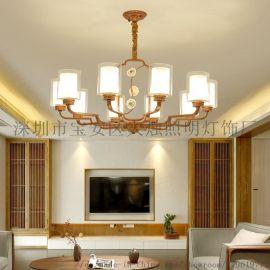 日本购室内灯具 卧室欧式灯具led 吸顶客厅灯
